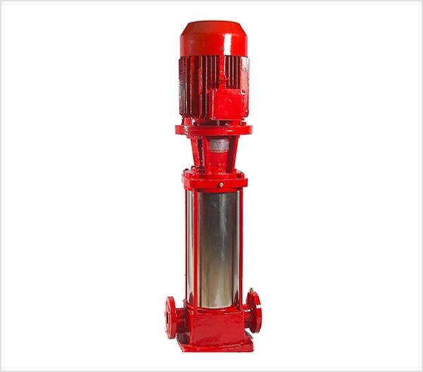 消防立式多级泵